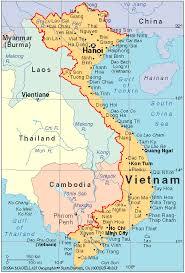 map asie carte de notre itinéraire en asie du sud est du nord au