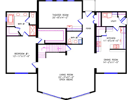 cottage floor plans with loft cottage country farmhouse design minimalist modern tropical floor