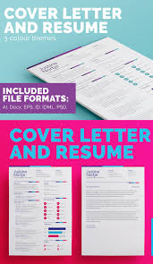 50 Best Resume Templates Design Graphic Design Junction by New Modern Cv Resume Templates With Cover Letter Design