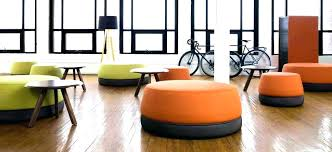 Orange Storage Ottoman Orange Ottoman Storage Ottoman Orange Storage Cube Seat