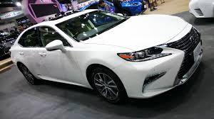 lexus es300h test 2017 lexus es300h facelift 2 5 hybrid walkaround exterior
