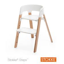 chaise haute volutive bois chaise bébé bois évolutive design à la maison