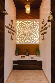 home temple interior design simple elegent temple place in home cnc cutting design