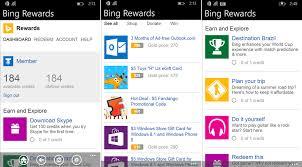 gift card reward apps rewards app lands on windows phone 8 windows central