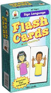 amazon com carson dellosa publishing sign language toys u0026 games