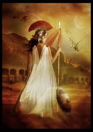 athena the greek goddess the alpha trust