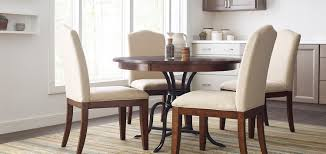 wood dining room tables and chairs solid wood furniture and custom upholstery by kincaid furniture nc