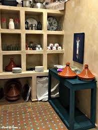 Moroccan Kitchen Design Real Moroccan Decor A House Party In Marrakesh Rover At Home