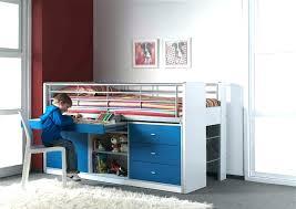 lit combiné bureau enfant lit combine garcon combinac lit enfant avec rangements passe passe