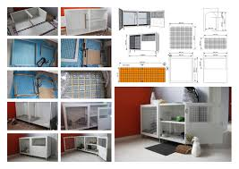 Rabbit Hutch Designs Hack An Ikea Shelf Into A Stylish Rabbit Hutch Lifehacker Australia