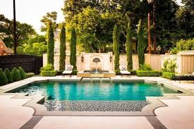 outdoor wall fountain for garden terrace and pool hommeg