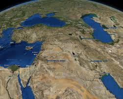 World Map Of Middle East by Maps Satellite Map Middle East