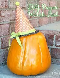 halloween witch hat craft halloween diy paper witch hat see vanessa craft