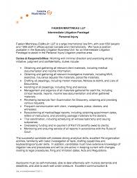 example of canadian resume resume for paralegal position insurance paralegal resume