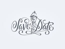 new orleans wedding save the date by dribbble