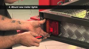 how to checking and replacing trailer wiring and lights