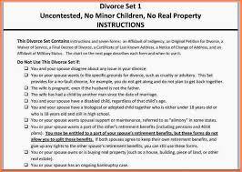 divorce templates eliolera com