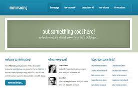 10 free dreamweaver web design templates images free dreamweaver