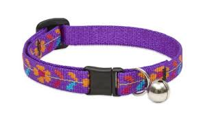 lupinepet 1 2 inch fling 8 inch to 12 inch cat collar with