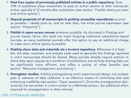 how to write a methods section for a research paper why open research practices are a clever move astrobites figure 2 what you can directly do to engage in open scholarly practices with minimal