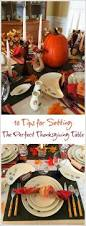 thanksgiving table images ham u0026 gouda triscuit toppers plus 10 tips for setting the perfect