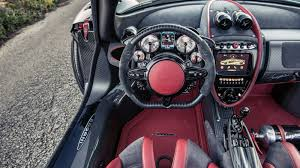 pagani huayra red 4 reasons why the pagani huyara u0027s interior makes you car crazy