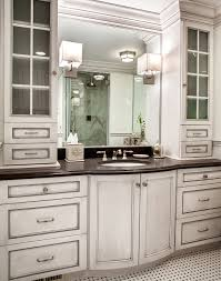 bathroom cabinets with form and function plain u0026 fancy cabinetry