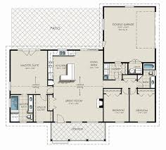 home plans open floor plan best 25 small open floor house plans ideas on 2 bedroom