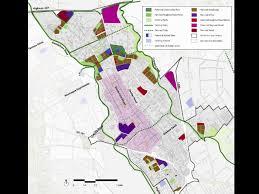 san jose unified map san jose neighborhoods planning taskforce april 22 2008