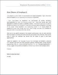25 unique employee recommendation letter ideas on pinterest