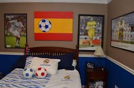 Real Madrid Room Design