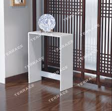 Hallway Furniture Ireland by Acrylic Console Table Ireland Console Table Ash Wood With