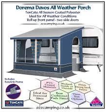 Dorema Awning Spares 2018 Dorema Davos Winter Porch Awning