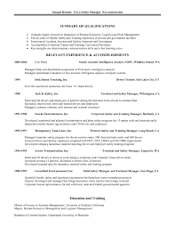 Example Of Security Guard Resume by Wonderful Safety Resume Format Examples