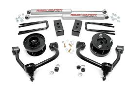 3in bolt on kit for 2014 2018 ford 4wd f 150 pickup 54520