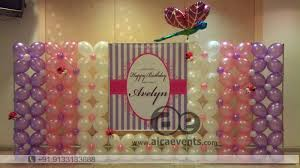 imposing decoration birthday wall decorations spectacular