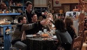 every friends thanksgiving episode listed in order fan