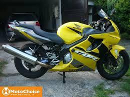 honda cbr 600 yellow cbr 600 f4i