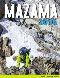 2014 mazama annual by mazamas issuu