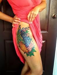 50 thigh tattoo designs for 2016 fashion newby u0027s