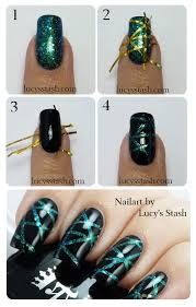 best 10 tape nail art ideas on pinterest cool easy nail designs