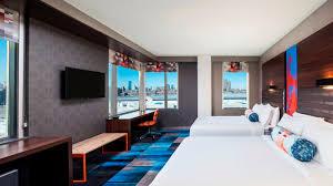 seaport boston accommodations aloft boston seaport