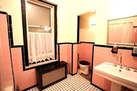retro pink bathroom ideas pink tile bathroom unispa club