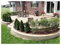 Backyard Stamped Concrete Patio Ideas 25 Best Ideas About Stamped Concrete Patios On Pinterest With