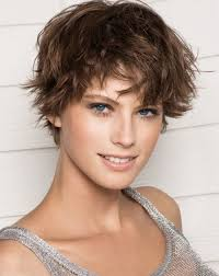 short chunky hairstyles messy hairstyles for home collection trendy mods com