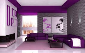 brown and purple living room hirea