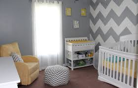yellow grey nursery decor nursery decorating ideas