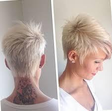 Trendige Kurzhaarfrisuren 2017 Frauen by Ideen Trendige Kurzhaarfrisuren Damen 2017 Frauen Neue Frisuren