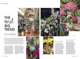 Wedding Flower Magazines - modern wedding flowers magazine 18th edition on sale