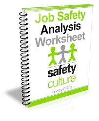 job safety analysis safe work method statements